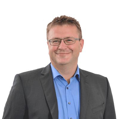 Schulungsleiter Thomas Kadenbach